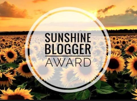 Sunshine Blogger image